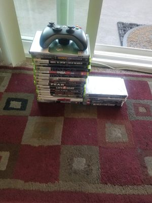 Games & Controller for Sale in San Leandro, CA