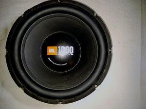 """10"""" 1000watt JBL GT Series for Sale in Antioch, CA"""