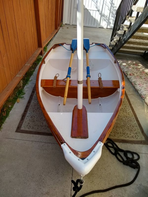 Beautifully Restored Dinghy