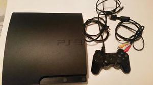 Ps3 with games for Sale in Houston, TX