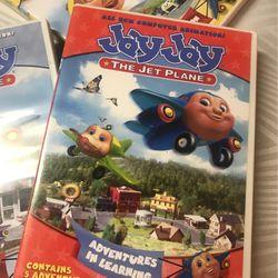 Jay Jay The Jet Plane, Kids 4-CD Set for Sale in Salem,  OR