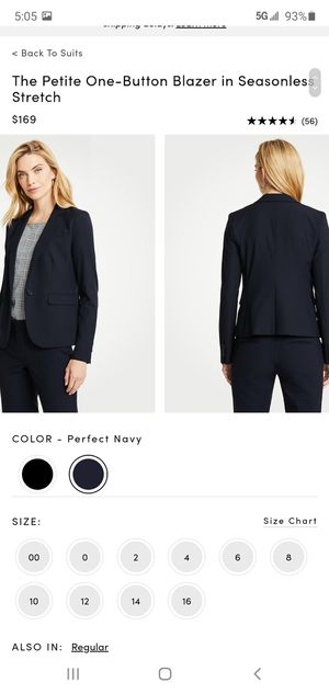 Ann taylor blazer and pants(2 sets size 6 & 8) for Sale in Rossmoor, CA