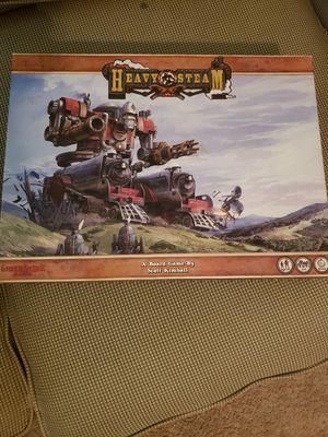 Heavy steam board game for Sale in Villa Rica, GA