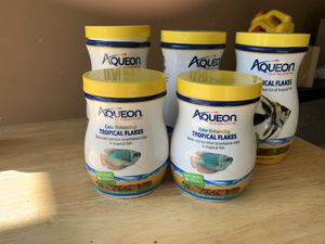 Aqueon Tropical Fish Flakes for Sale in Anaheim, CA
