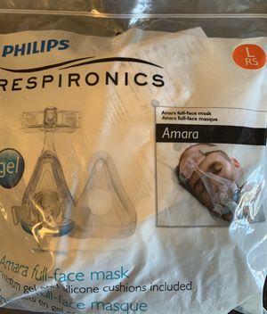 Phillips Respironics Amara Full-Face for Sale in El Paso, TX