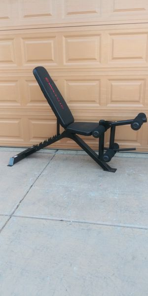 Utility weight bench for Sale in Las Vegas, NV