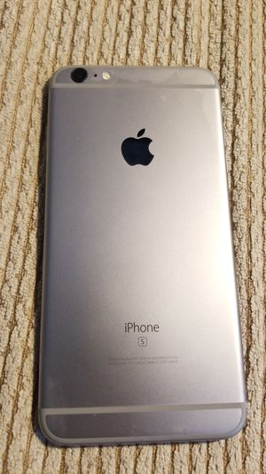 iPhone 6s plus for Sale in Linden, NJ