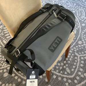 Yeti Dufel backpack/cooler. for Sale in Spring, TX