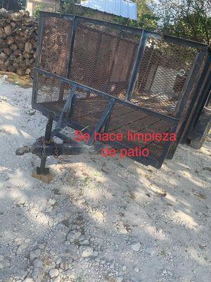 Se hacen mudanzas o limpieza de yarda for Sale in Houston, TX