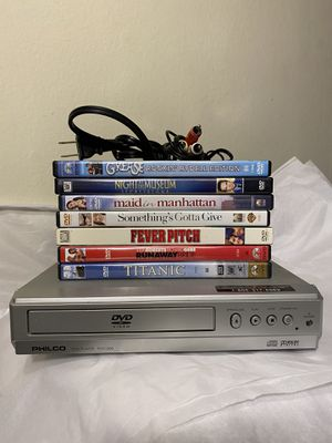 DVD Player Bundle✨ for Sale in Grapevine, TX
