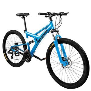 RIDGELINE MOUNTAIN BIKE FULL SUSPENSION 19 inch FRAME for Sale in Garfield Heights, OH