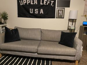Free Karlstad IKEA couch! for Sale in Seattle, WA