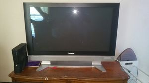 50in Panasonic with/remote for Sale in Fall River, MA