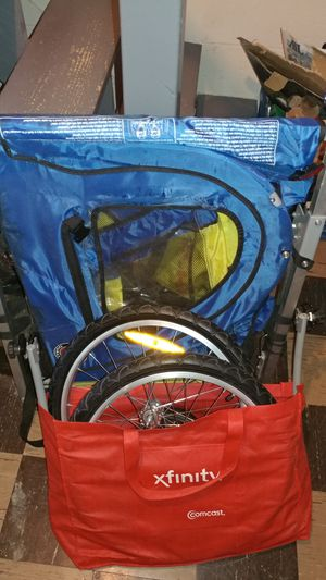 Bike trailer and stroller for Sale in Baltimore, MD