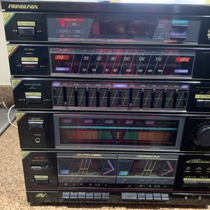 Sound Design Stereo Reviever for Sale in Alexandria, VA