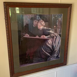 Romantic Picture And Frame for Sale in St. Cloud, FL