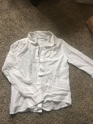XSmall button up blouse for Sale in Portland, OR