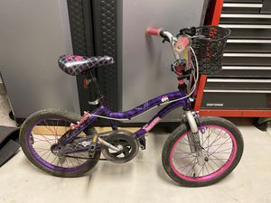 "Monster High 18"" girls bike for Sale in Winchester, CA"