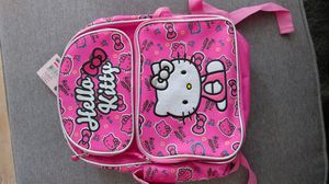 Hello Kitty Backpack 10x12 for Sale in Lake Forest, CA