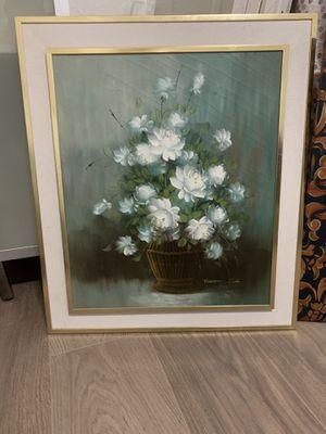 Cuadro de pintura manualmente for Sale in Palmetto Bay, FL