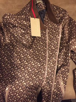 Burberry Jacket XL for Sale in Dallas, TX