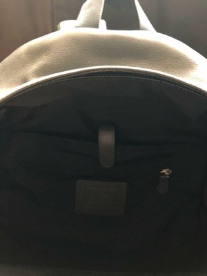 Leather Coach backpack for Sale in Avondale, AZ