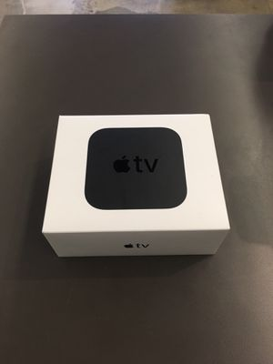 Apple TV 4th Gen. Like new condition for Sale in Tacoma, WA