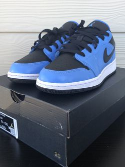 "Air Jordan 1 Low ""University Blue"" for Sale in Marietta,  GA"