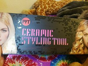 Pretty young thing ceramic straightener for Sale in Wenatchee, WA
