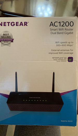 Netgear Ac1200 WiFi router for Sale in Miramar, FL