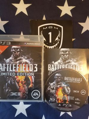 Battlefield 3 Limited Edition (PS3) for Sale in US
