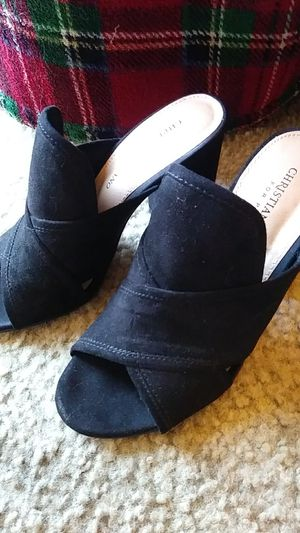 Ladies Sz 5 Christian Siriano Heels for Sale in Wichita, KS