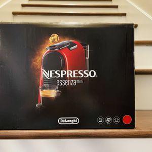 Nespresso Essenza Mini for Sale in Everett, WA