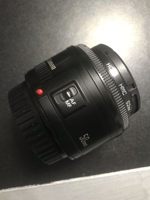 Canon 50mm 1.8 for Sale in Stone Mountain, GA