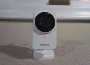 Samsung smartcam security Camera for Sale in Kent, WA