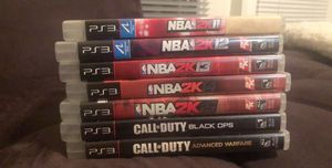PS3 games for Sale in Tampa, FL