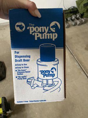 Pony keg pump for Sale in Blythewood, SC