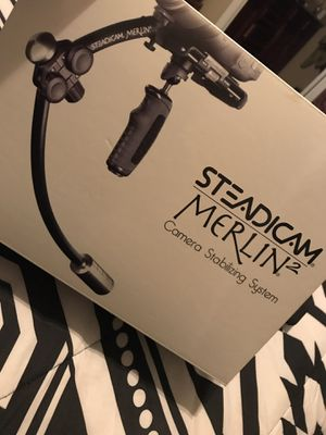Steadicam Merlin 2 for Sale in Harrisonburg, VA