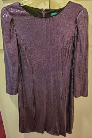 Women Sequin Purple Mattox Dress Size 12 for Sale in Wilmington, CA