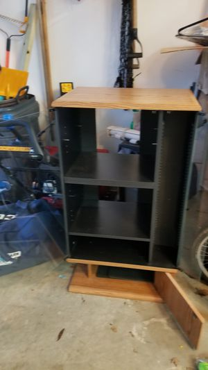 Stereo Cabinet with Storage for Sale in Westlake, MD