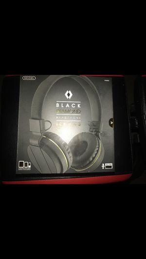 Black Diamond Headphones for Sale in Millersville, MD