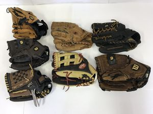 Discounted Lefty Baseball Gloves ($20-$45) for Sale in Decatur, GA