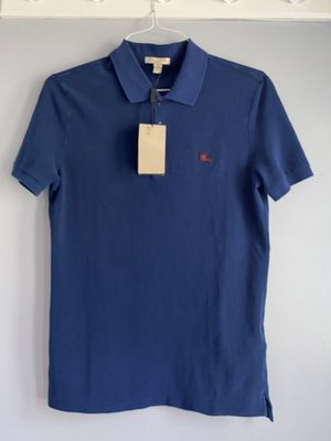 Burberry polo small men's for Sale in Hanover Park, IL