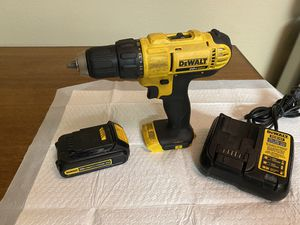 Dewalt 1/2 in. 2 speed cordless Drill for Sale in Fresno, CA