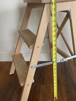 Sturdy Wooden Step Stool for Sale in Seattle,  WA