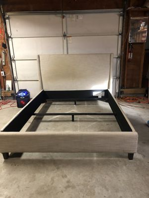 QUEEN BED FRAME for Sale in Chesapeake, VA