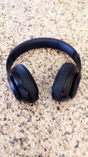 Dr. Dre Wireless Beats Studio (Black Matte) for Sale in Las Vegas, NV