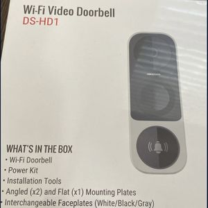 WiFi Video Doorbell for Sale in Virginia Beach, VA