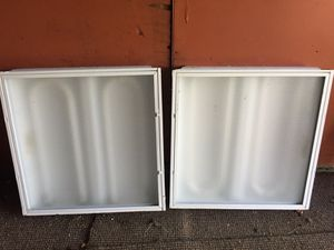 2x2 light fixtures for Sale in Saugus, MA