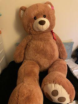 Giant 6 Ft Tan Teddy Bear for Sale in Middleburg,  VA